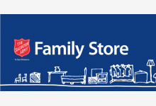 family store charity shop
